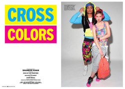 Cross Colors Source Mag