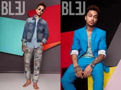 Sebastian Mikael for Bleu Magazine