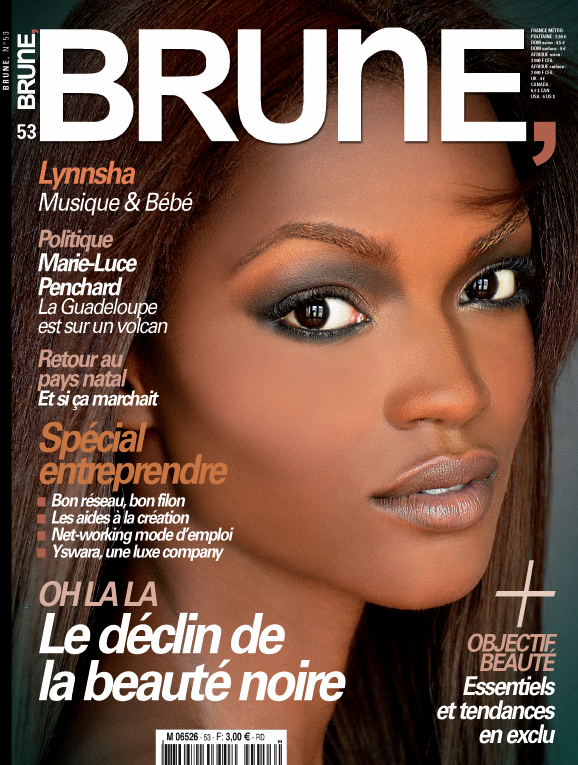 Cover of BRUNE #53