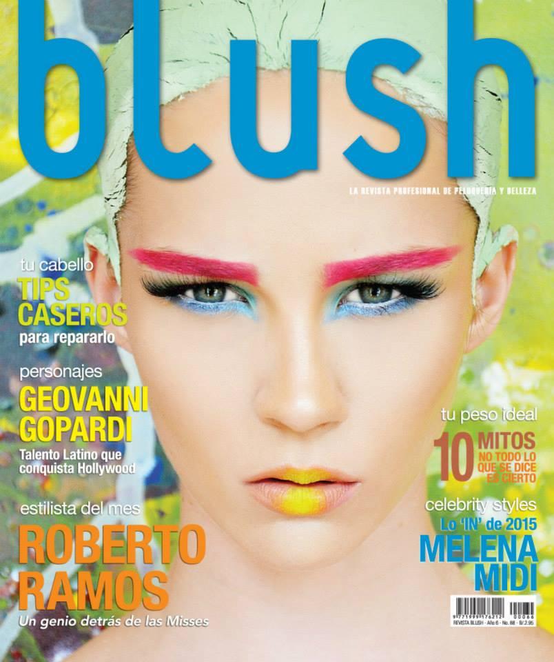 Brittani Kline Blush Cover