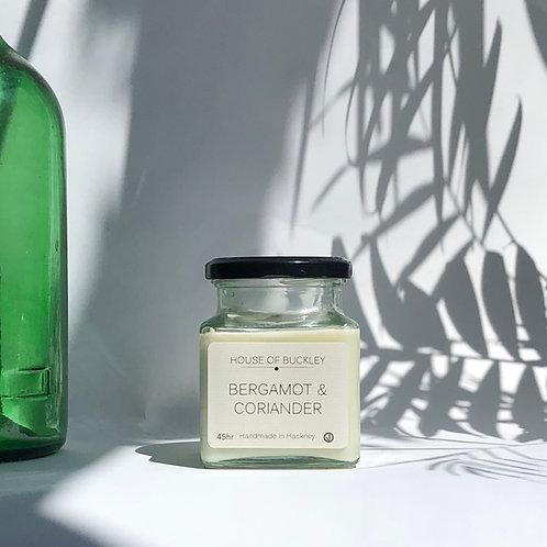 Bergamot and Coriander