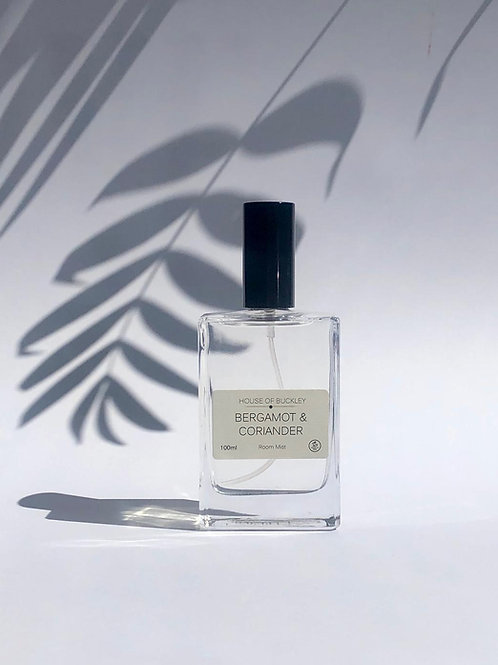 Bergamot and Coriander Room Mist