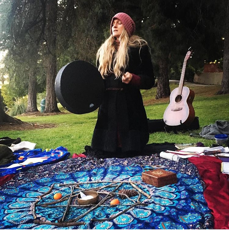 Women's Moon Circle