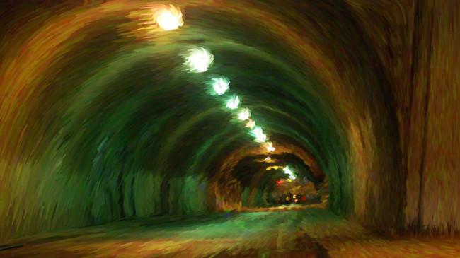 Blade Tunnel