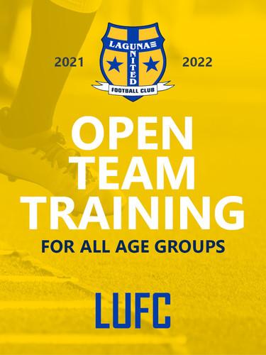 Open Team Training