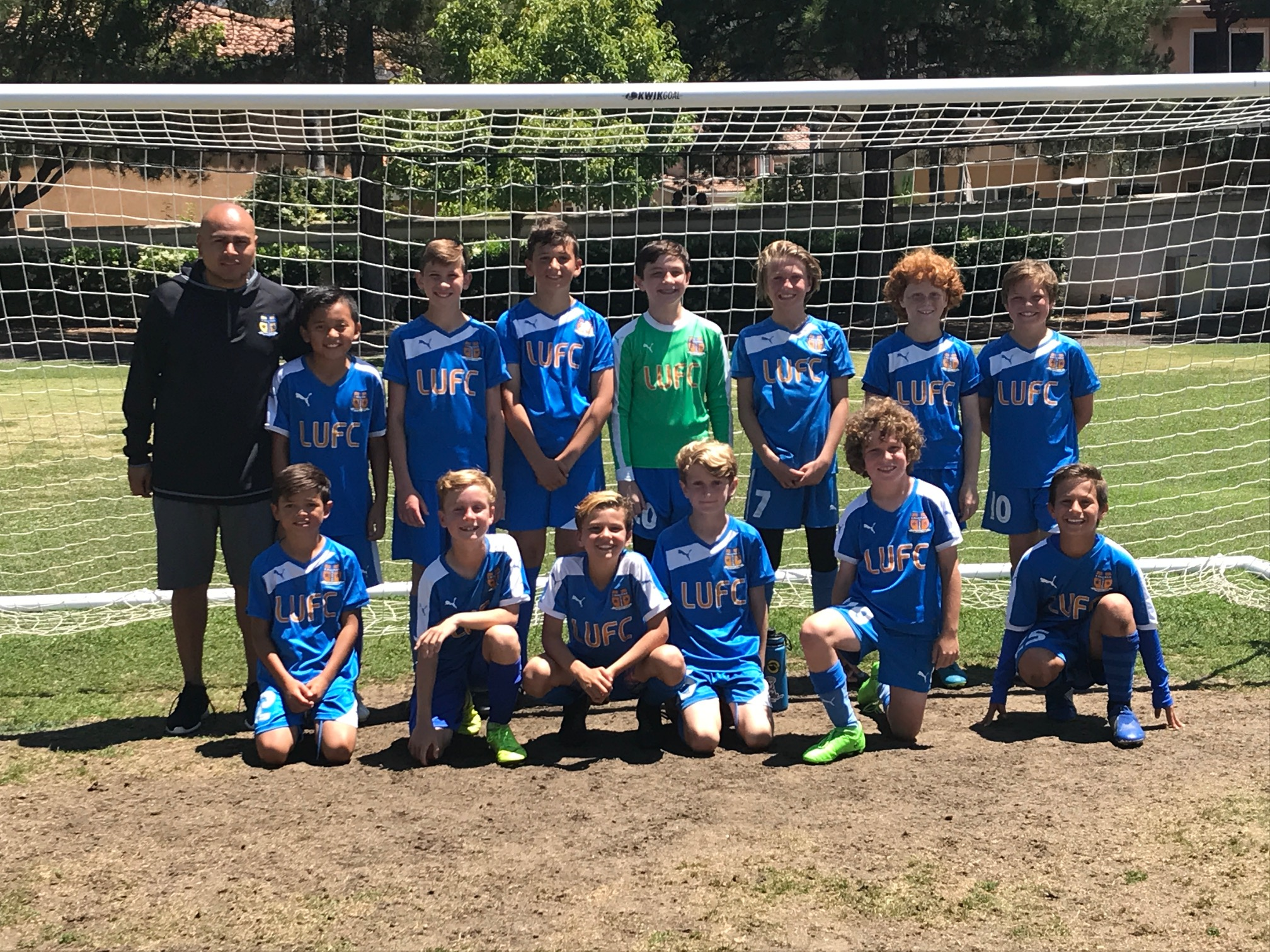 B08 Blue Team Spring Champs