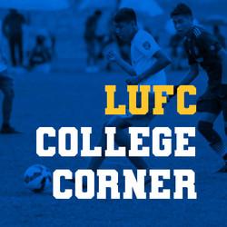 LUFC Introduces College Corner