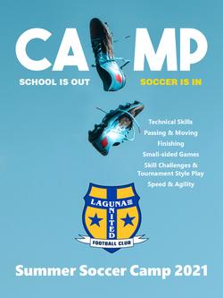 Summer Soccer Camp 2021