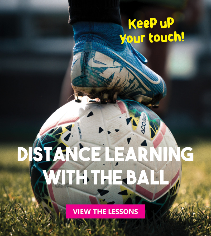 Distance Learning with the Ball
