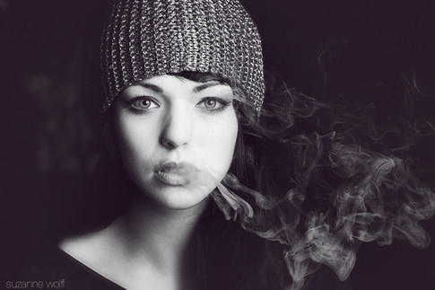 model claudine foto suzanne wolff hair & make-up janine gunti