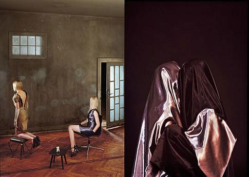 Zusammenarbeit mit Tor Seidel und den Heyse Twins Berlin 2011