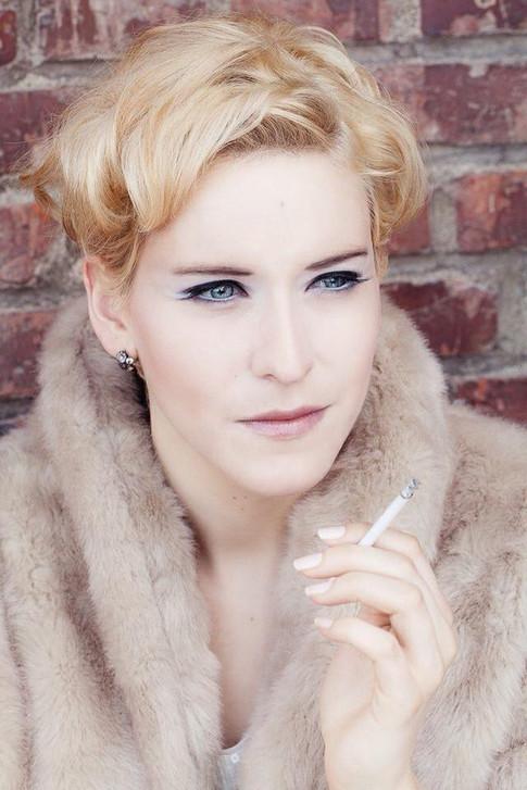 Foto: Suzanne Wolff  Hair&Make-up und Model: Janine Gunti