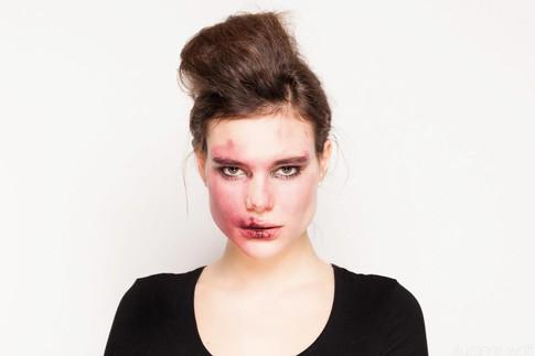 Foto: Suzanne Wolff Model: Salome Anna Klahre Assistenz: Adina Lippmann Hair & Make-up: Janine Gunti