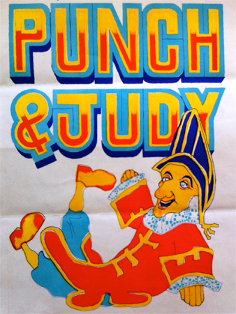 Punch and Judy poster
