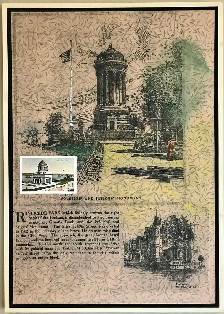 Soldiers' and Sailors' Memorial Monument
