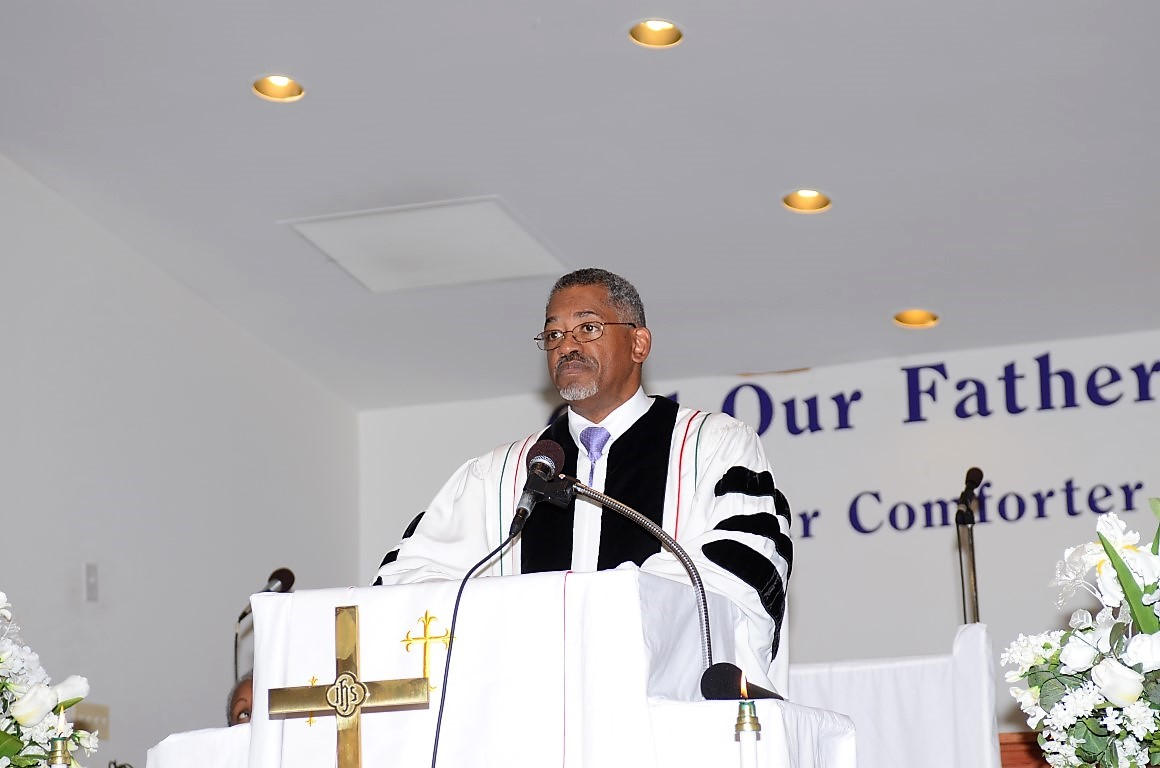 St.James A.M.E. Church Morning Service 12-4-2011 001 (Medium)