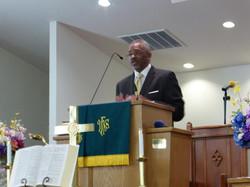 Meditation at Memorial Service