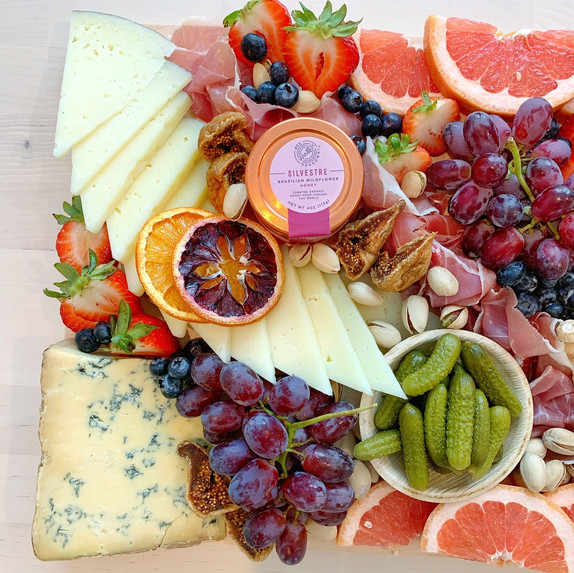 Party Platter Close Up