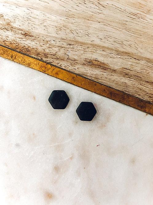 Atlas Hexagon | Black