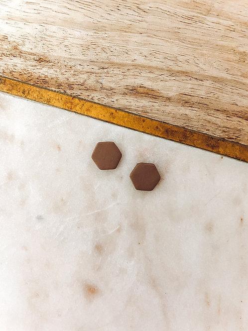 Atlas Hexagon | Brown