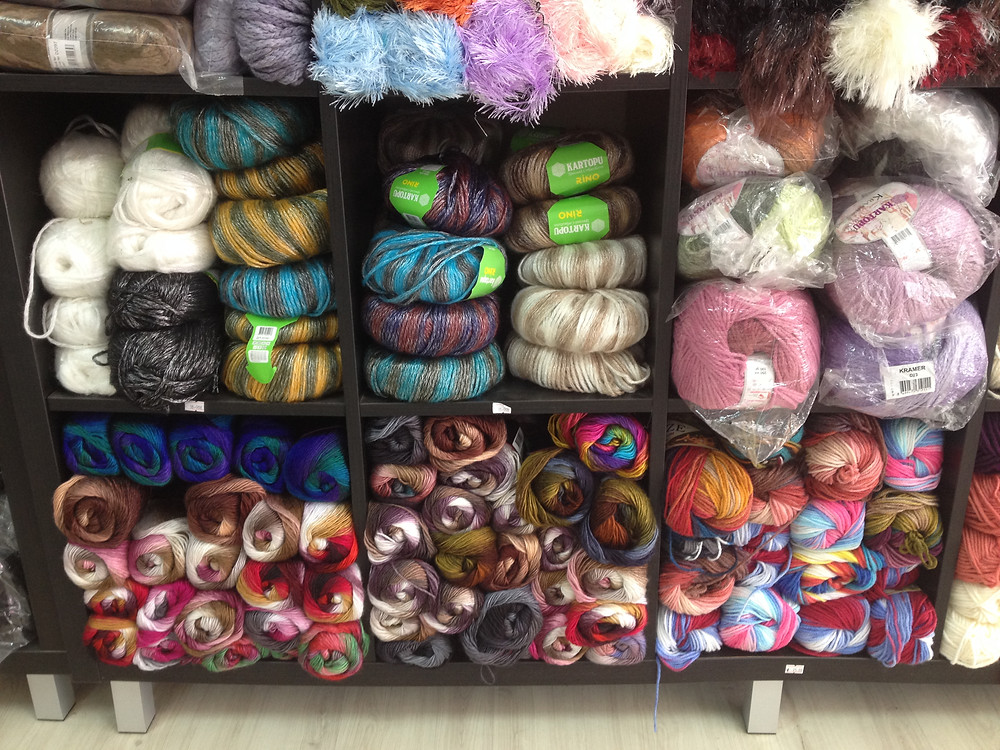 Yarn options picture