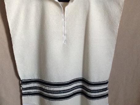 100% Wool - Tallitot and Tallit Katans