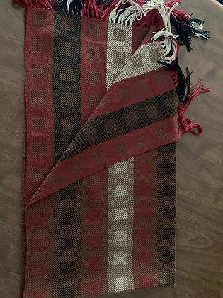Block Design Small Blanket