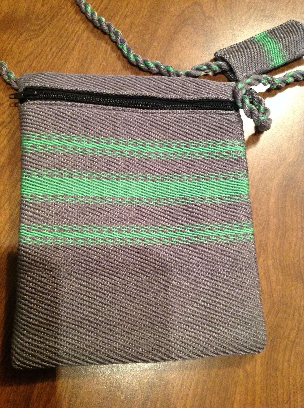Custom pocket purse