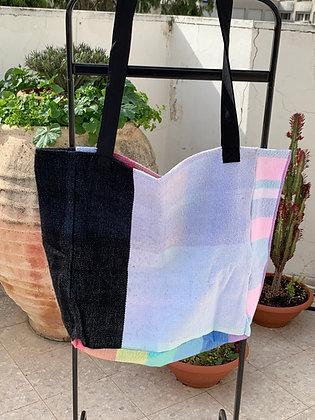 Mix of Everything XL Shopping Bag