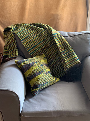 Jungle Blanket & Pillow Cover