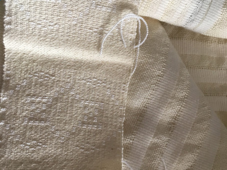 The making of a Tallit