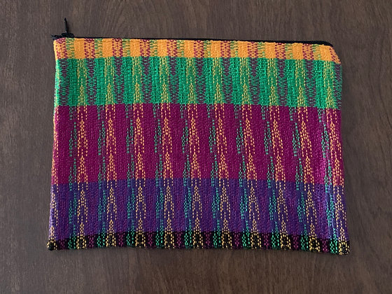 Multi-Colored Pouch