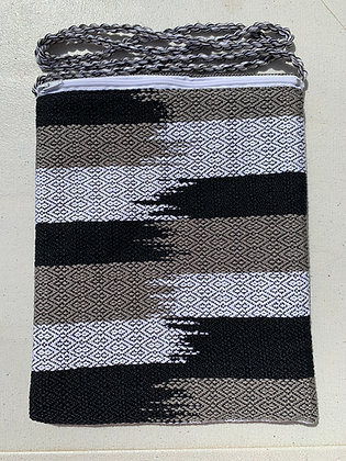 Birch, Black & White Pocket Purse