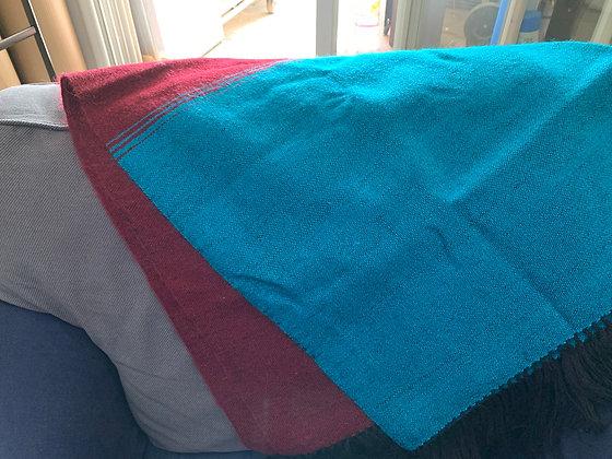 Mohair Small Blanket