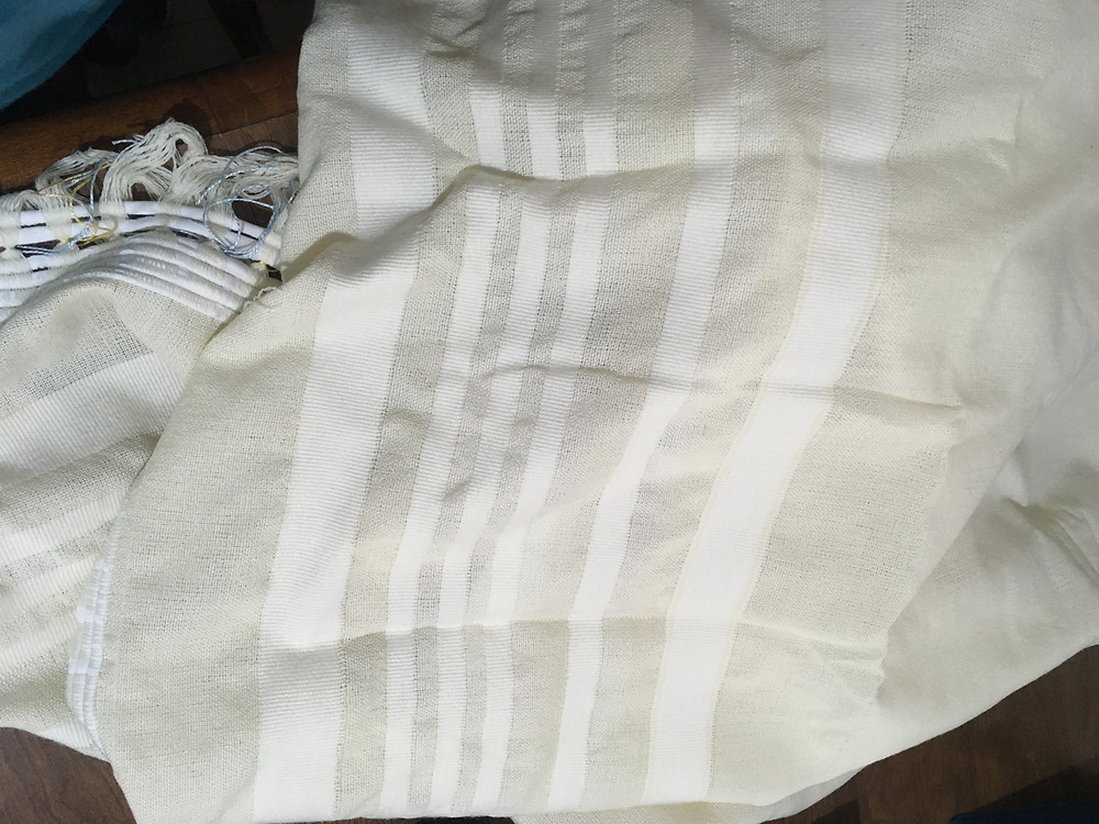 The body of the Tallit.
