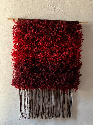 Fuzzy Wall Hanging