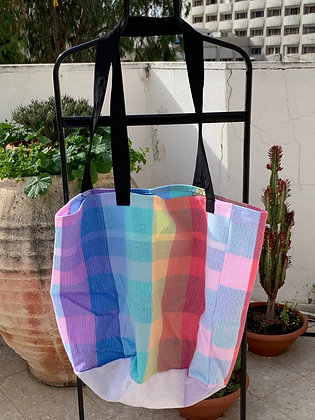 Plenty of Rainbows XL Shopping Bag