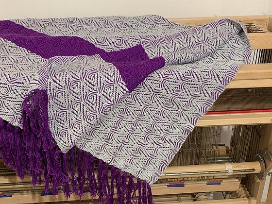Funky Design Small Blanket