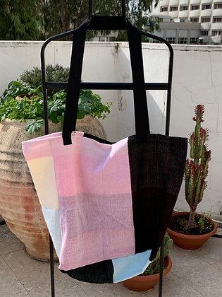 Upper Rainbow XL Shopping Bag