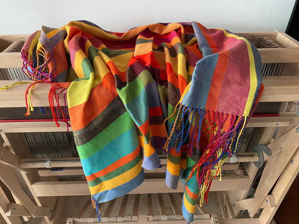 Colorful Summer Blanket