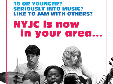 National Youth Jazz Collective - Workshops available for South Yorkshire young musicians