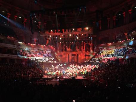 Rotherham Music students impress at The Royal Albert Hall