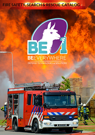 BE1 Fire Safety, Search & Rescue catalog