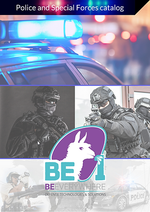 BE1 Police and Special Forces catalog 20