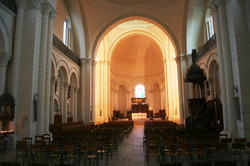 Angouleme Cathedral Interior