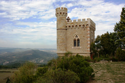 Tour Magdala at Rennes le Chateau