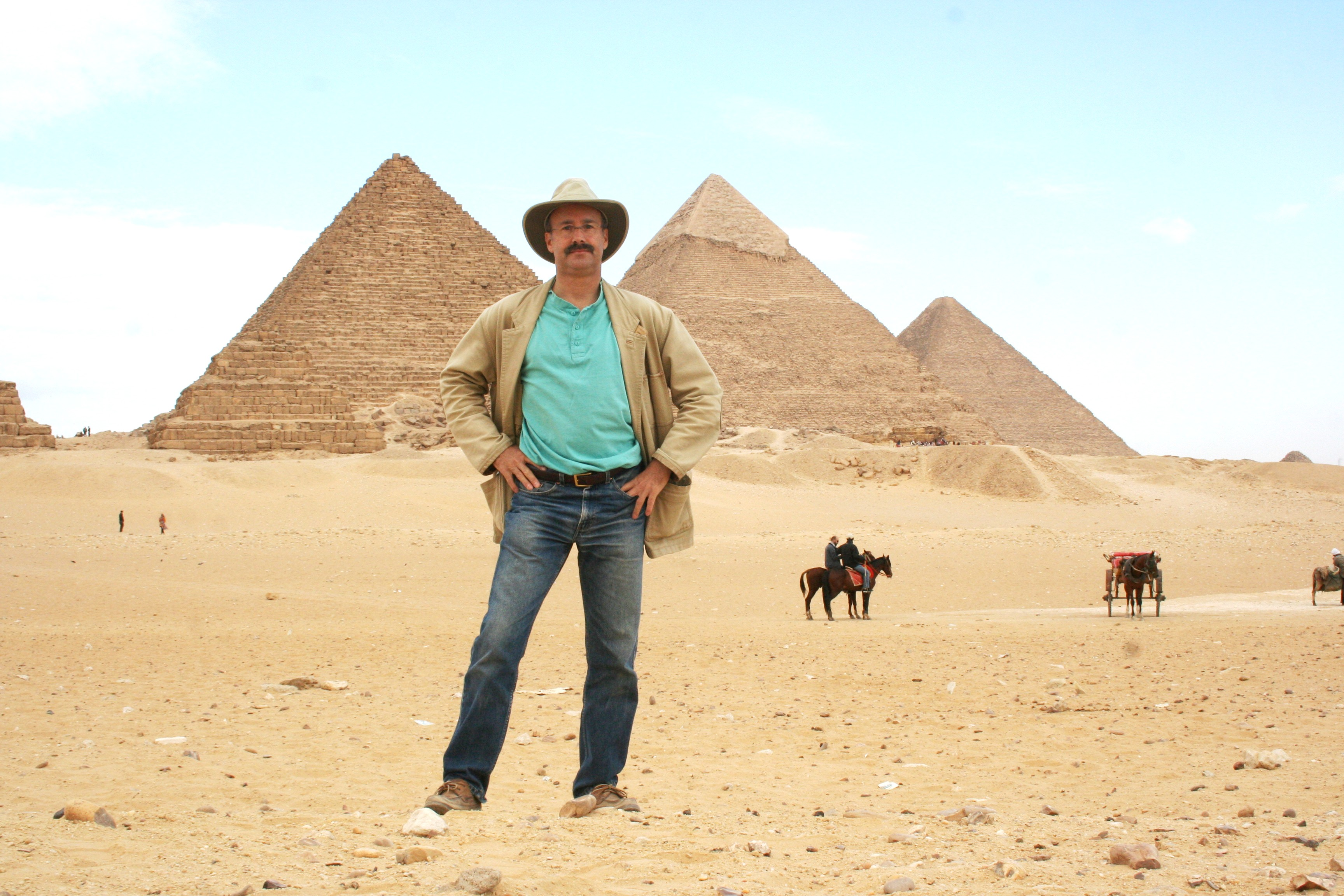 Giza Plateau on 12/21/12