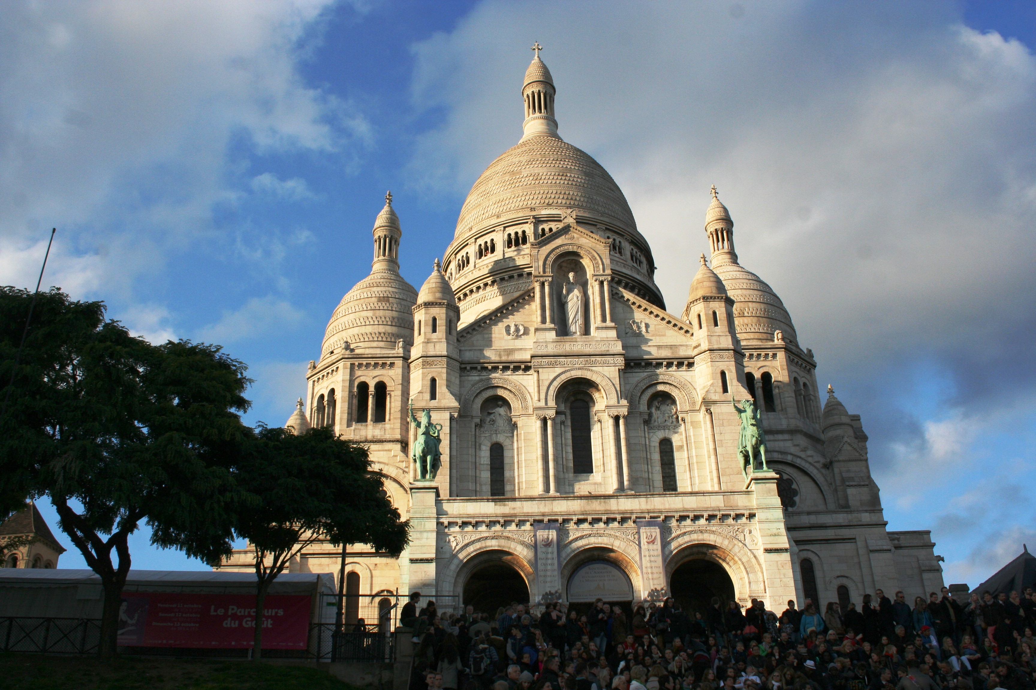 Basilica of Sacre Coeur, Paris