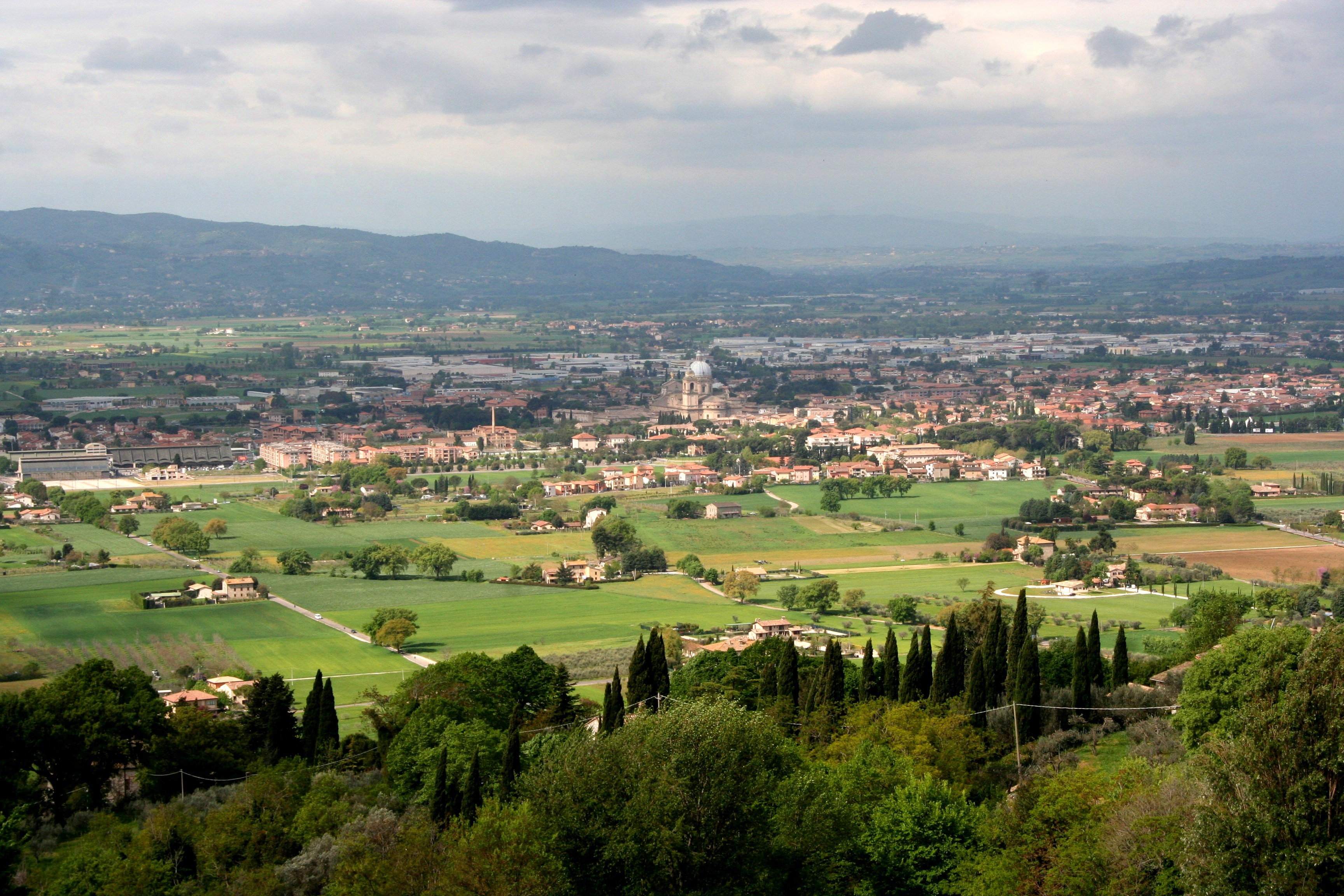 Countryside Surrounding Assisi