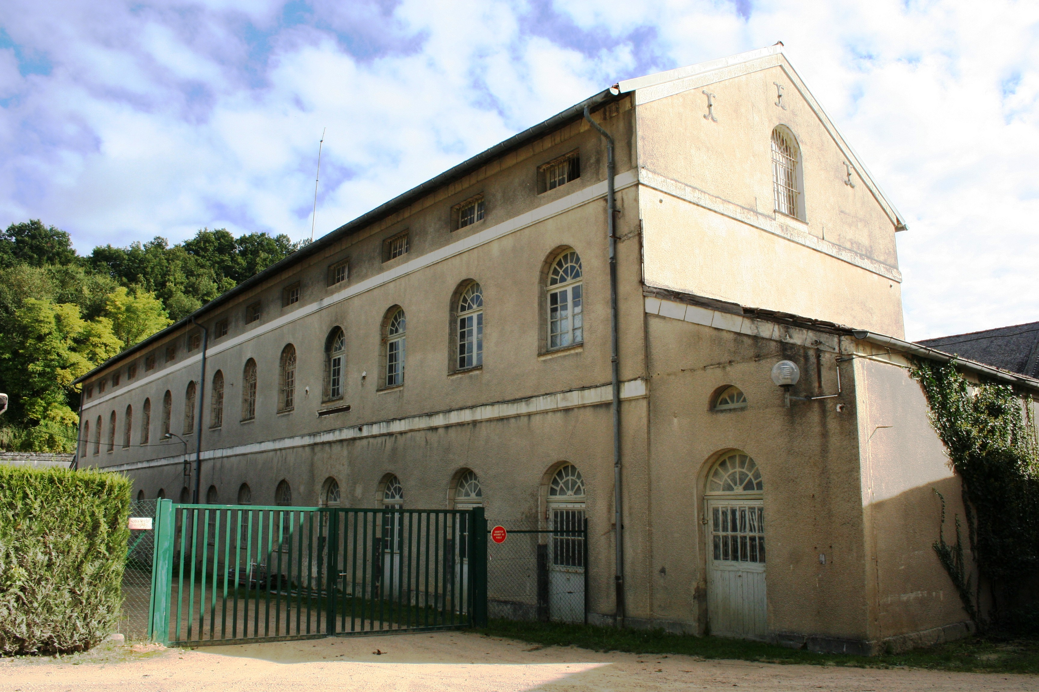 Fontevraud Abbey Apartments